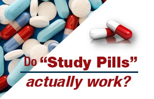 Do Study Pills Actually Work.