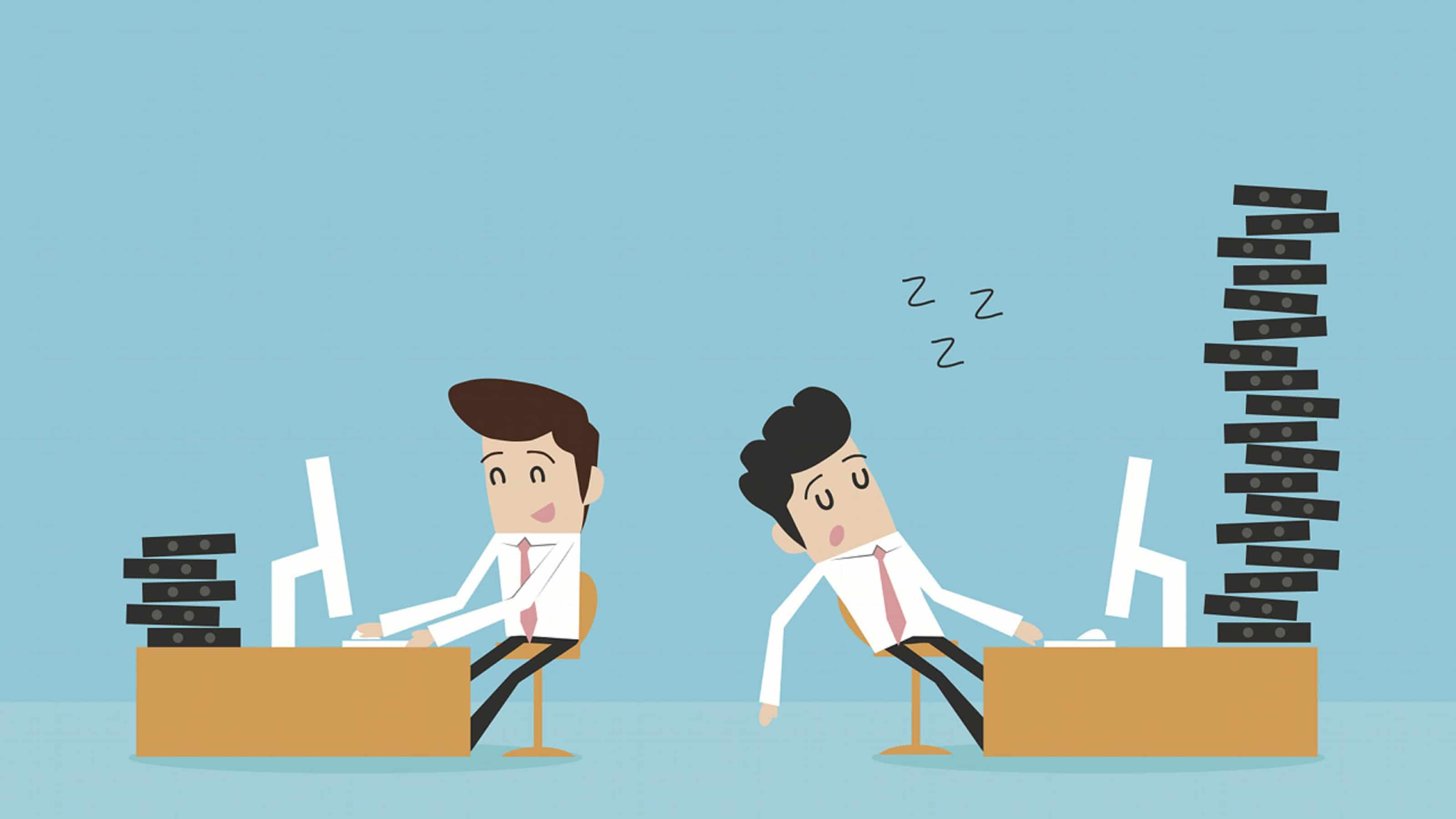 Three Ways Technology is Impeding Your Productivity at Work!