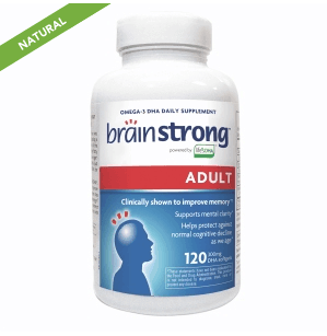 BrainStrong, Softgels, BrainStrong Adults Review