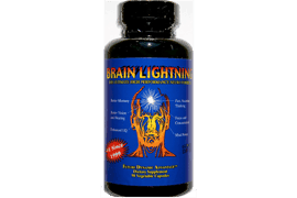 brain lightning, Brain Lightning review, Brain Pill Reviews
